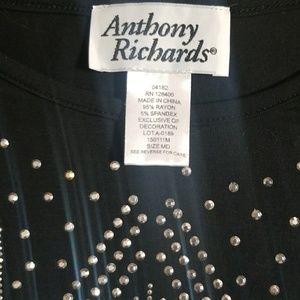 Anthony Richards Tops - Anthony Richards Gem Tunic New Never worn